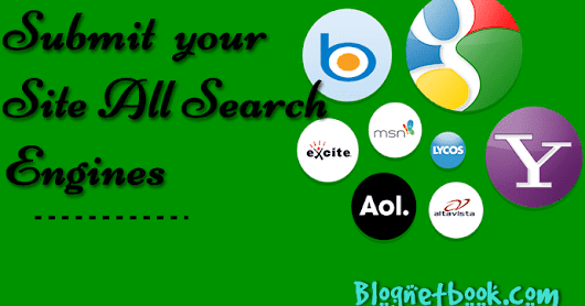 Blog Website ko Sabhi Search Engines Services Me EK Sath Submit Kaise kare.