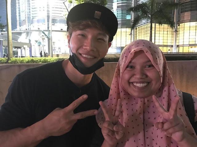 GAMBAR KIM JONG KOOK DI MALAYSIA FEBUARI 2017 !