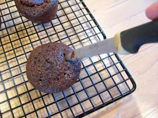 Como rechear cupcake