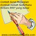 Contoh Surat Perjanjian Kontrak Rumah Sederhana Terbaru 2017 Yang Baik Dan Tepat