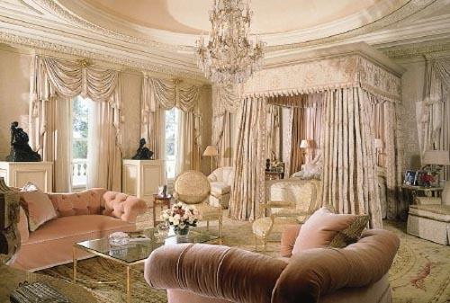 elegant romantic bedroom design luxury | Handmade by Rococo: Rococo Style