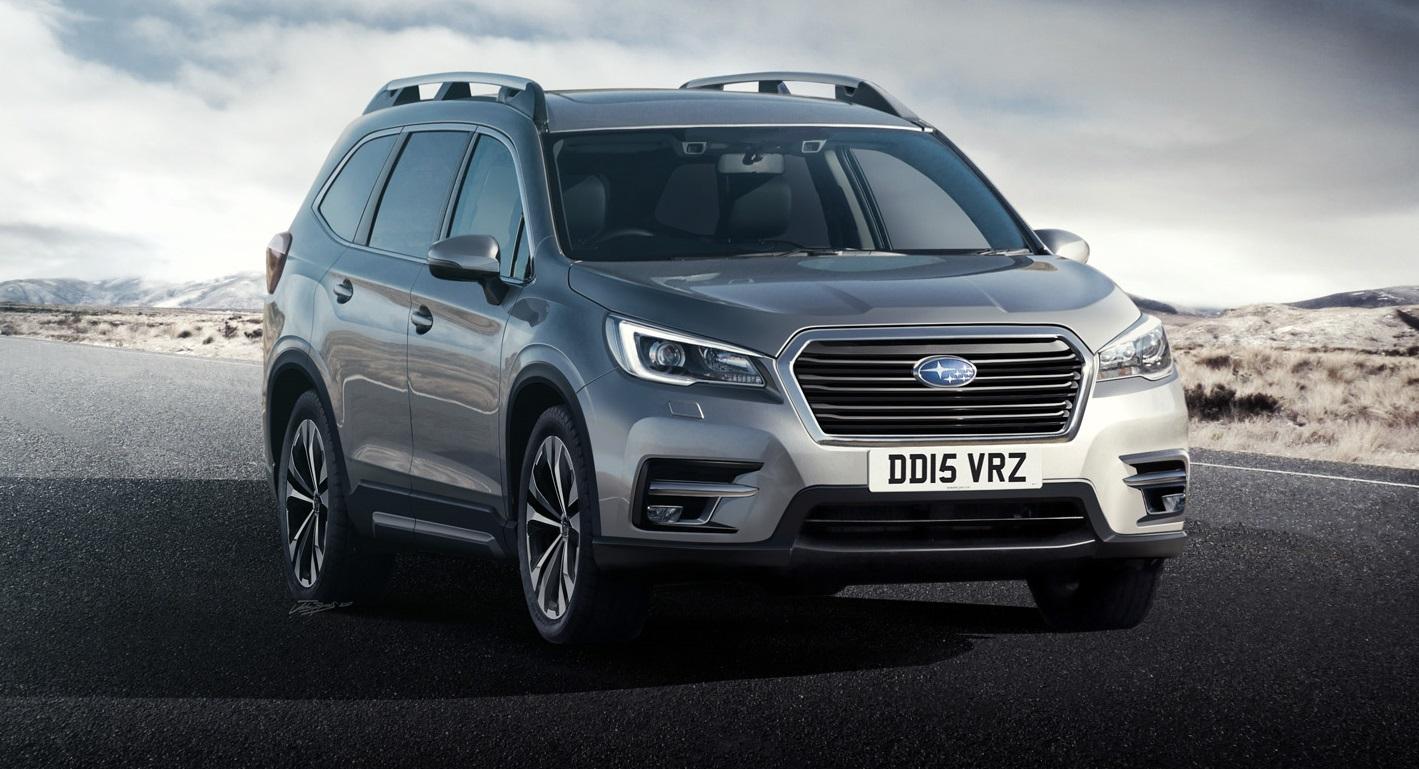 All We Ll Drive 2019 Subaru Ascent Details