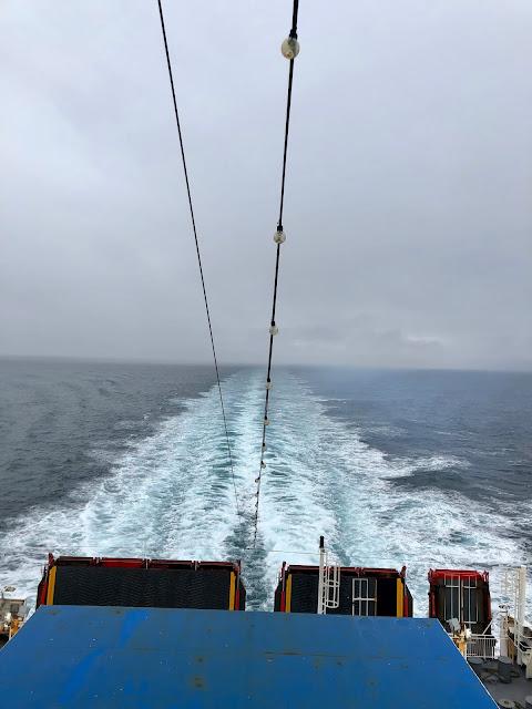Spirit of Tasmania Bass Strait
