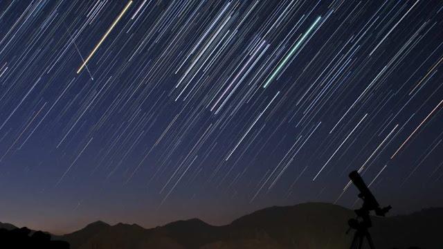 Θα βρέξει αστέρια το βράδυ της Πέμπτης