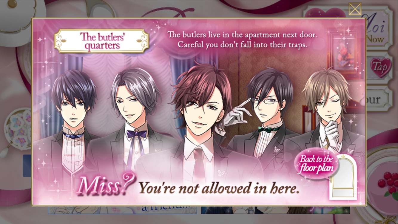 Butler Until Midnight: Prologue Review | Strawberry Rhapsody