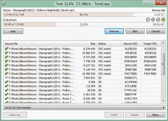 Teracopy 32 bit download.