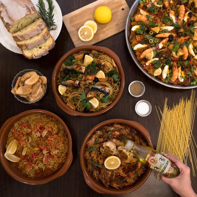 Quezon Spanish-Filipino Restaurant's Special DE DIshes