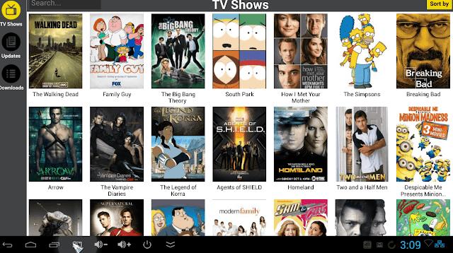 5 Aplikasi Terbaik Untuk Streaming Film Dan Acara TV Di Android Anda2