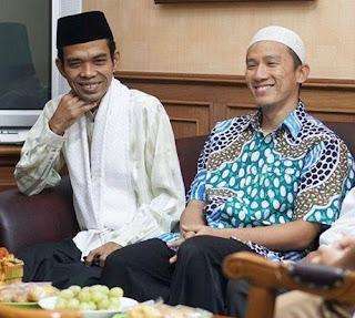 Ustadz Felix Siauw Angkat Bicara Atas Penolakan Ustadz Abdul Somad Lc Ma