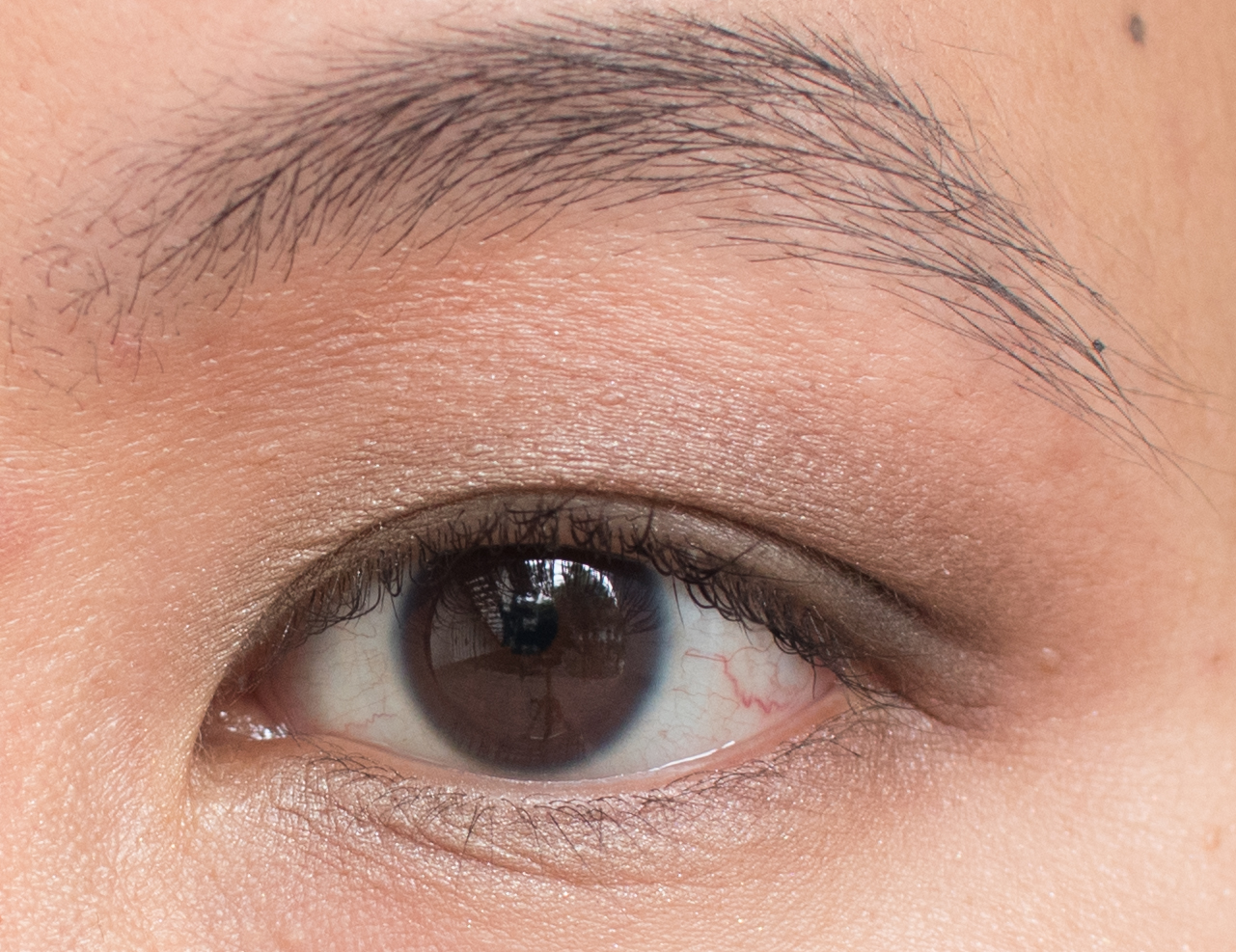 Glossier Lash Slick Mascara Wear Test