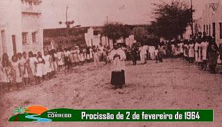NOSSA HISTÓRIA - Festa da Padroeira