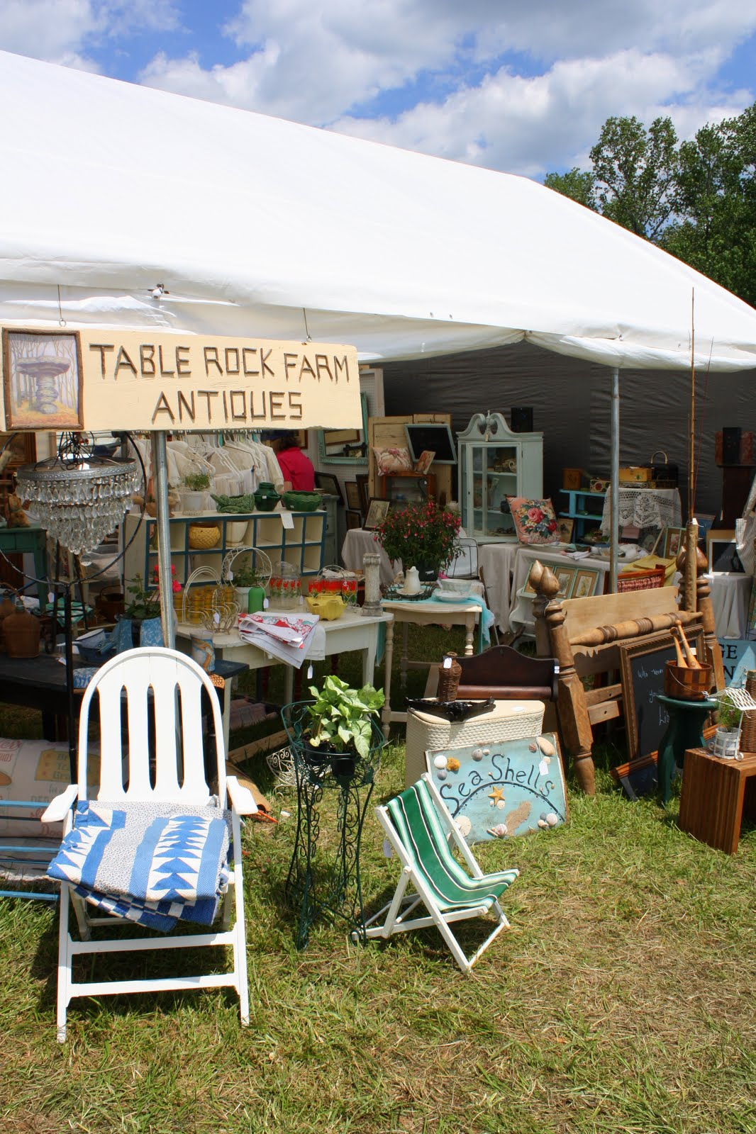 Carolina Country Living The Liberty Antiques Festival In