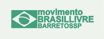 Crônica Dominical 31-07-2016 – MBL BARRETOS FEZ MANIFESTO CONTRA A CORRUPÇÃO NA PRAÇA FRANCISCO BARRETO NESTE DOMINGO