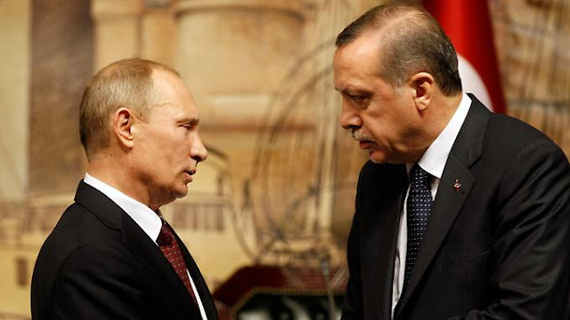 Turquia e Rússia - MichellHilton.com