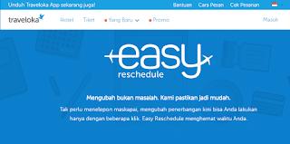 Cara Mudah Reschedule Jadwal Tiket Pesawat Di Traveloka