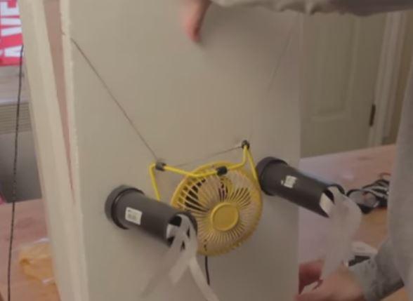 fawkes news fabriquer un climatiseur pour 25 euros. Black Bedroom Furniture Sets. Home Design Ideas