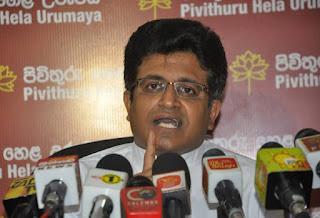 Take Vigneswaran into custody for provoking racism-Gammanpila