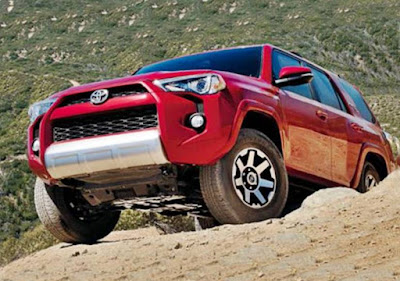 2019 Toyota 4Runner Review