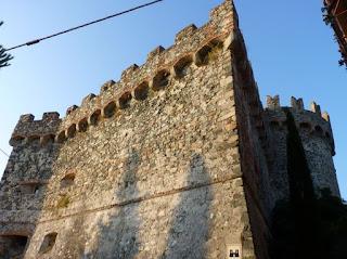Castillo de Levanto.
