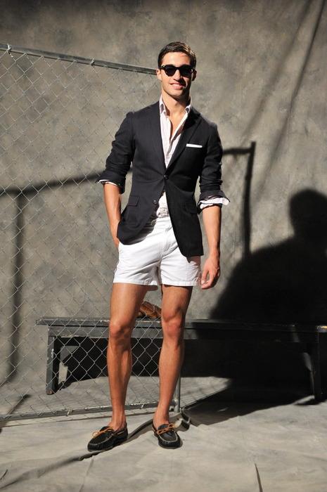 MANtoMEASURE: Summer Essential - Men's Shorts - Introduction