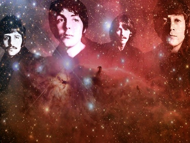 A Vintage Nerd, Across The Universe, Beatles Music, Vintage Blog, Movie Blog