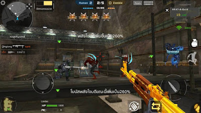 CF-CrossFire Legends เกมส์ยิงปืน FPS APK (Mod Ammo, Weapon) - Jayawaru
