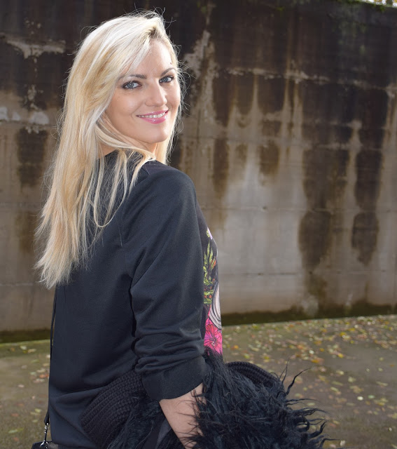 mariafelicia magno fashion blogger colorblock by felym fashion blog italiani web influencer italiane blonde girls blondie blonde hair ragazze bionde blogger italiane