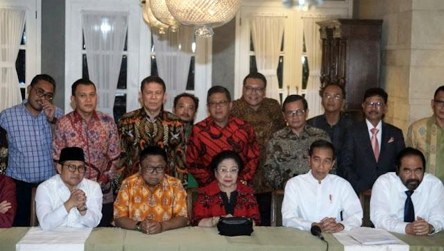 Romy: Ketua Timses Jokowi-Ma'ruf Berinisial M, Berasal dari Luar Jawa