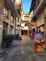 Shopping, restaurants, and activities in Athens, Greece