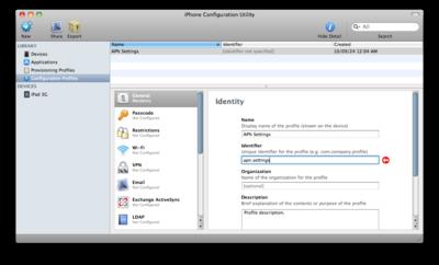 Iphone Configuration Utility Mac Os - Софт-Портал