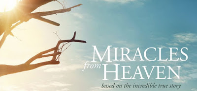 Miracles from Heaven - Movie Review