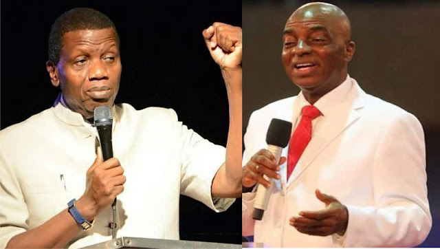 Read What Pastor Adeboye Said On Handing Over To Bishop Oyedepo As RCCG General Overseer