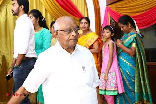 Vasu Vikram's Daughter Vasugi Wedding Reception Stills 0023