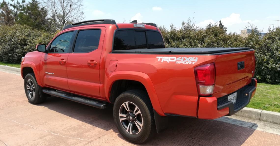 ADN Automotriz: Toyota Tacoma TRD 4x4 2018 - Prueba de Manejo