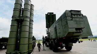Sistem Anti-Rudal S-400 Rusia