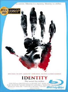 Identity (Identidad) 2003 HD [1080p] Latino [Mega] dizonHD