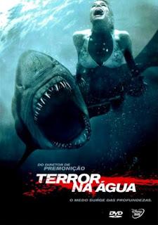 Terror na Água Dublado