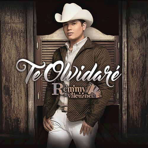 Remmy Valenzuela - Te Olvidaré (Álbum 2017)
