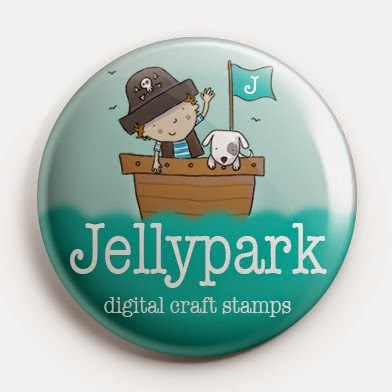Jellypark Digital Craft Stamps