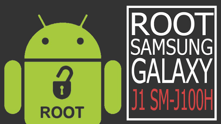 Cara Root Samsung Galaxy J1 (SM-J100h)