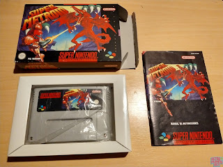 vista general super metroid super nintendo