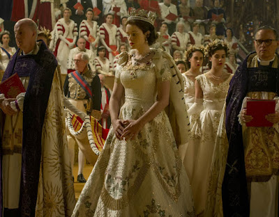 Image of Claire Foy in The Crown (03)