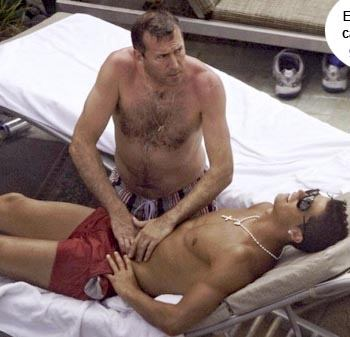 Cristina Ronaldo Gay