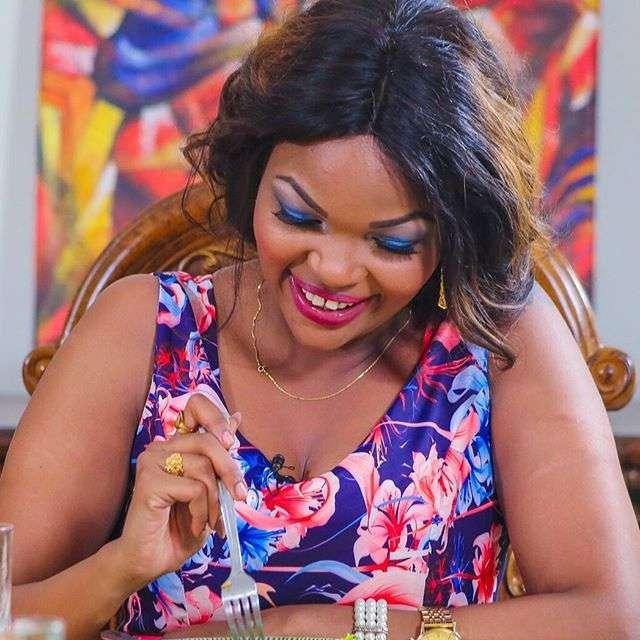 Tanzanian sweetheart Wema Sepetu