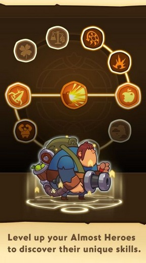 Almost a Hero Mod Apk v1.0.9 (All Currencies)