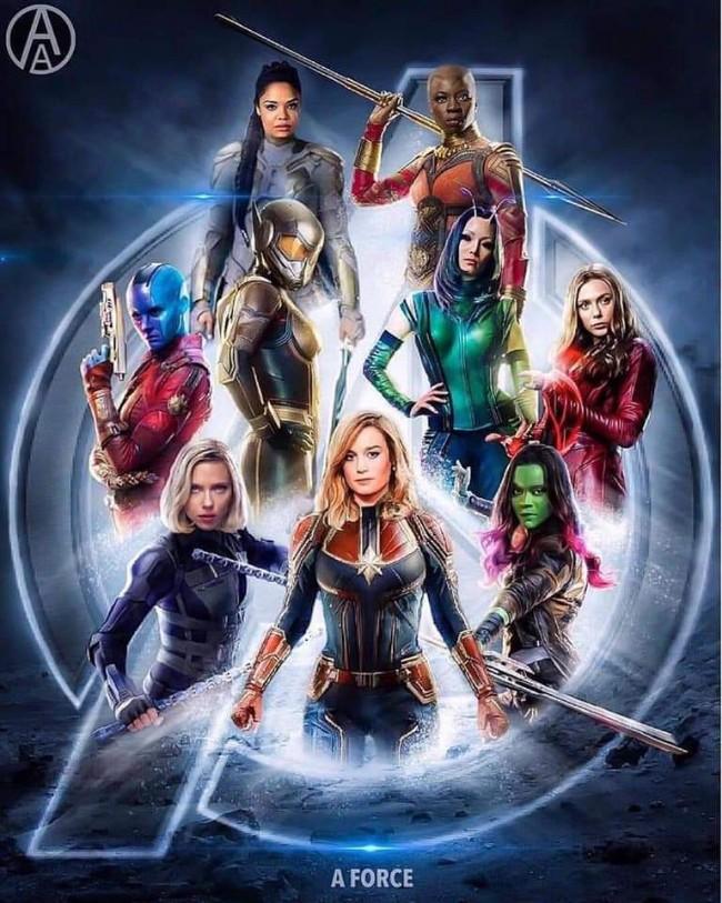 Vingadores-Ultimato, avengers-endgame, spoiler, capita-marvel, marvel, gamorra, viuva-negra