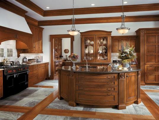 Fotos de cocinas tradicionales colores en casa for Cocinas tradicionales