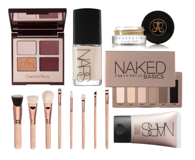 Autumn Beauty Wishlist New Releases 2015 NARS Urban Decay Anastasia Beverly Hills Zoeva Charlotte Tilbury Review