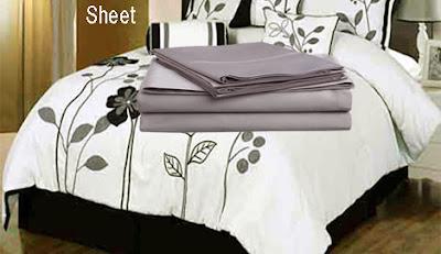 sheet, bed sheet