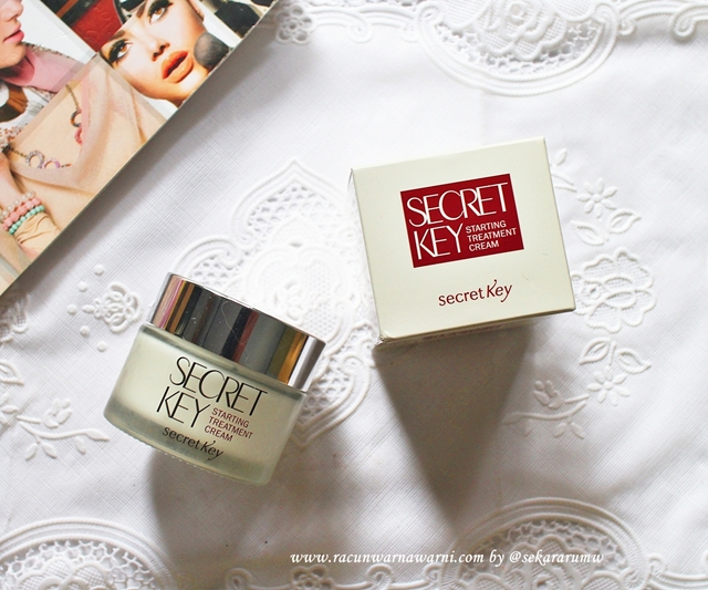 Review Secret Key Treatment Cream